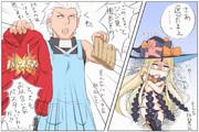 アビゲイルちゃん VS オカン(エミヤ)