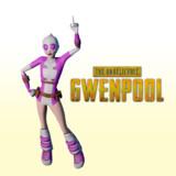 【MMD-OMF8】GWENPOOL【MARVEL】