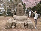 重桜ゆかりの地を訪ねて~慰霊を願う山桜