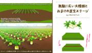【MMD-OMF8】大根畑ステージ&芝生ステージ_配布