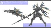 【MMD-OMF8】シュリューズMkII-CE-IsBR【モデル配布】+ 改造PA配布