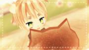 【MMD-OMF8】ねこ食パン