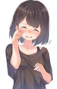 笑顔でいて欲しいから