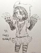 みれいちゃん誕生日おめでとう!