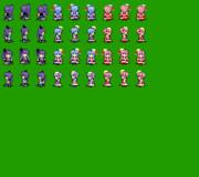 「ドレッシングパフェ」ツクール2000/2003用キャラチップ