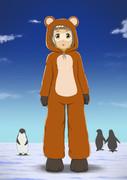 南極タヌキ