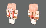 【Minecraft】カンパネルラ スキンサンプル【ラストピリオド】