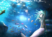 海の宝石箱