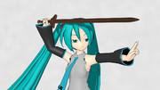 【アクセサリ配布】木の剣