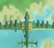 超巨大大陸間爆撃機