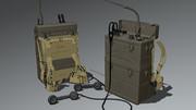 【皆はどこに行った!】U.S. SCR-300無線機【知りませんよ!】
