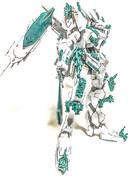 ガンダムバエル《結晶体》