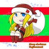 せおたん作:ちゃーちゃん クリスマス