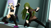 【Fate/MMD】シャイニングフィンガー?