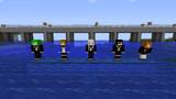 [Minecraft]睦月型後半艦たちのスキン[配布]