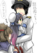 駆逐艦は・・・