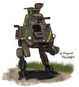 九六式歩行戦車