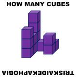 HOW MANY CUBES TRISKAIDEKAPHOBIA