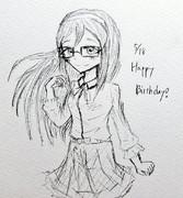 よりこちゃん誕生日おめでとう!