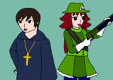 霊能者DAIKIと狩人ルイージファン