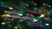 地球防衛軍 残存艦隊の決戦