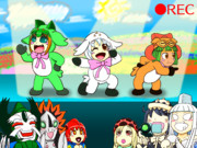 8周年記念の子羊ダンス♪