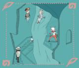 リトルウィッチアカデミアのEDの絵をけものフレンズにしたもの(4)