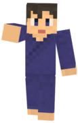 平野源五郎スキン【Minecraft】
