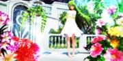 【今日のライムちゃん】花園の癒し…♡