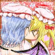 フランちゃんの愛のキス