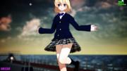 【MMD】色白お嬢様JK【新型アリス】1080p・60fps