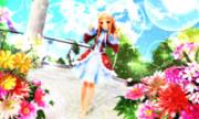 【今日のレア様】楽園の花園♪