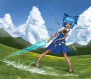 盛夏の妖精