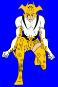 千賀式ジャガー風デビルマン