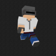 MinecraftでPUBGスキンイメージ