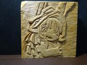 木彫り ナナチ