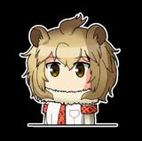 パワポケ風ライオン