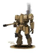 四号歩行戦車G型