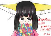 本宮佳奈さん 誕生祭