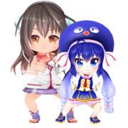 【音街ウナ】ウナココピック【kokone(心響)】