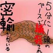 どうぶつ図鑑~センザンコウ~
