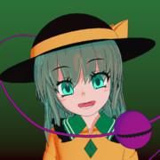 【Blender】こいしちゃん