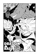 ドラゴンボール超改 設定画1