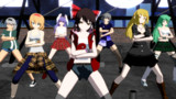[MMD] DOPE / DNA - 東方のみんなで