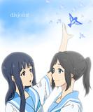 -disjoint- リズと青い鳥