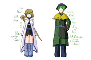 【東方卓遊戯SW2.0】妹たちと橋姫と剣の世界 パルとロック