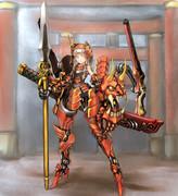 Samurai Mechgirl