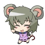 笑うネズミ