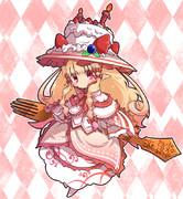 砂糖の魔女