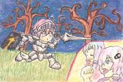 【超魔界村】結月ゆかりは黄金の鉄の塊【VOICEROID実況】支援絵